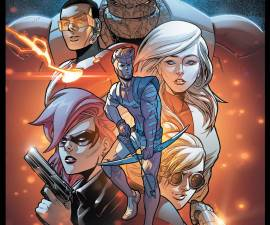 Youngblood #1 (2017) from Image Comics