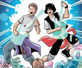 Bill & Ted Save The Universe #1 from Boom Comics