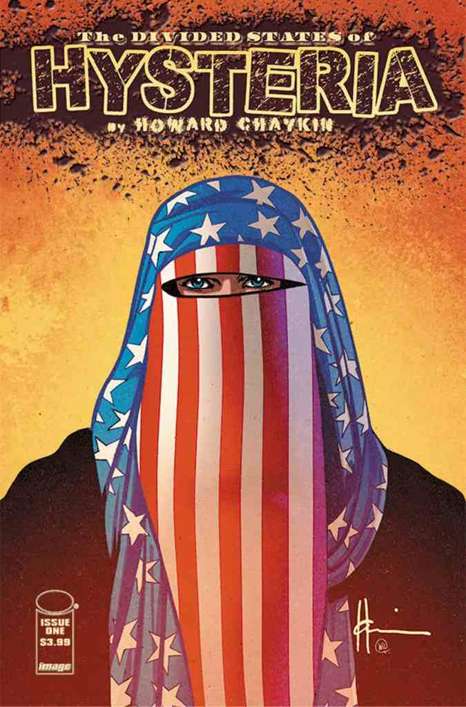 The Divided States of Hysteria #1 from Image Comics