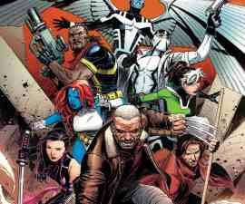 Astonishing X-Men #1 (2017) from Marvel Comics