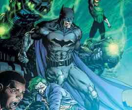 Dark Days: The Casting #1 from DC Comics