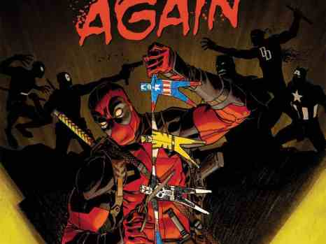Deadpool Kills The Marvel Universe Again #1 from Marvel Comics