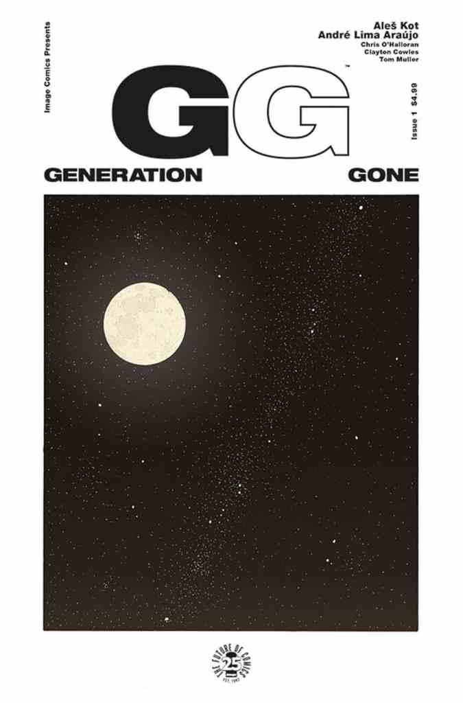 Generation Gone #1 from Image Comics