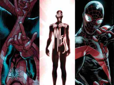 Spider-Men II #1 from Marvel Comics