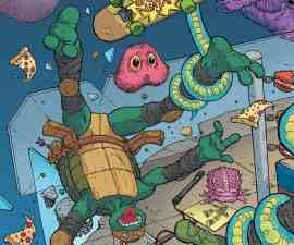 Teenage Mutant Ninja Turtles: Dimension X #1 from IDW Comics