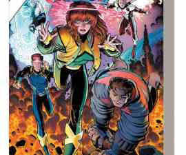X-Men Blue Vol. 1: Strangest TPB from Marvel Comics