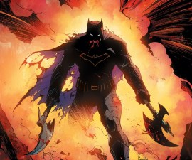 Dark Nights: Metal #1 from DC Comics