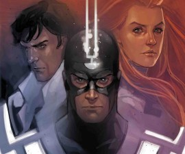 Inhumans: Once and Future Kings #1 from Marvel Comics