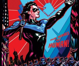 Nightwing: The New Order #1 from DC Comics