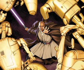 Star Wars: Jedi of the Republic – Mace Windu #1 from Marvel Comics