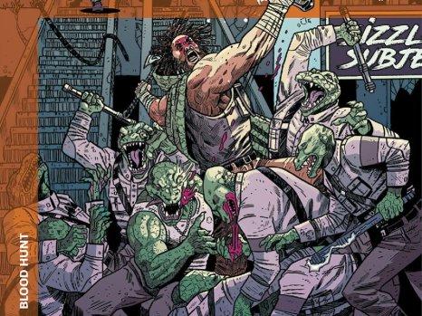 Turok #1 (2017) from Dynamite Comics