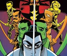 Samurai Jack: Quantum Jack #1 from IDW Comics