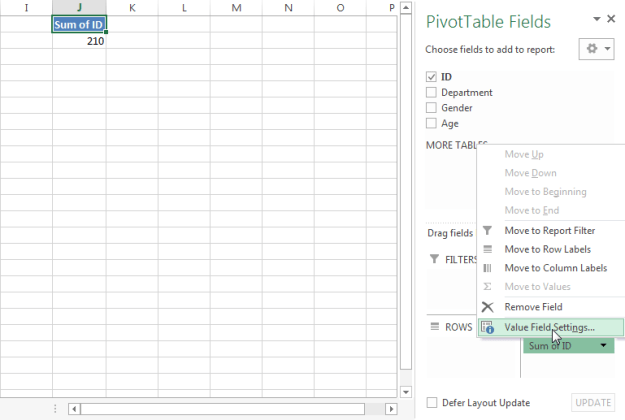 How to Create Interactive Frequency Table in Excel - Excel Board