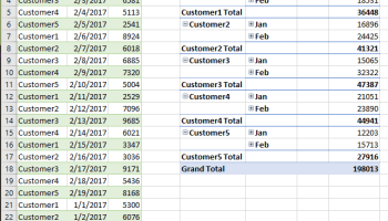 How To Combine Files Using Power Query In Excel