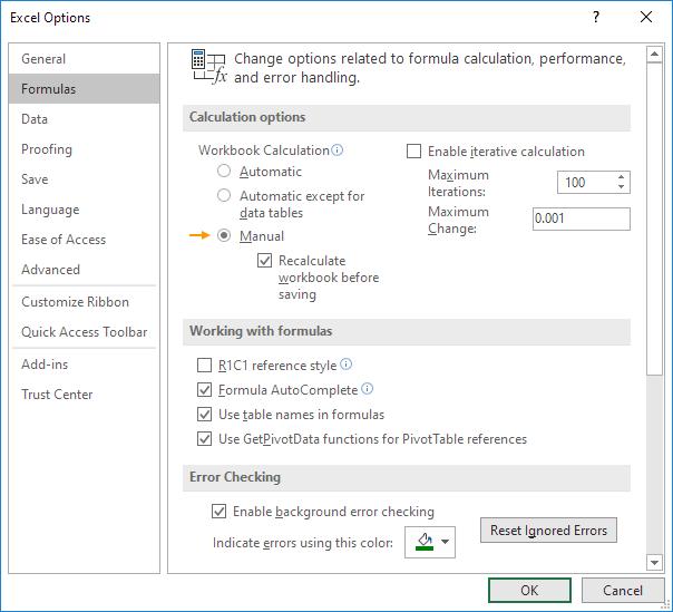 Excel Vba Application Object