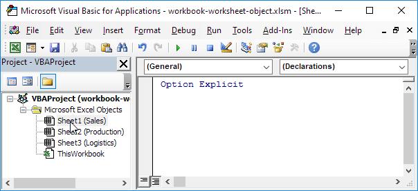 Excel Vba Workbook And Worksheet Object Easy Excel Macros
