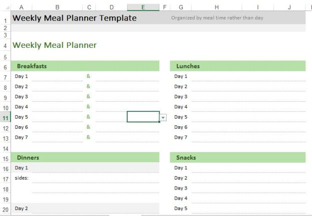 weekly-meal-planner-excel-template-3