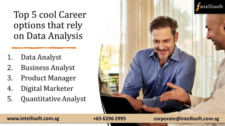 Career Options For Data Analysts