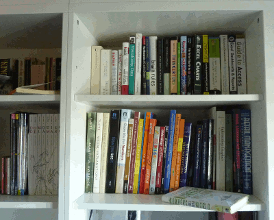 Some of me data visualization books
