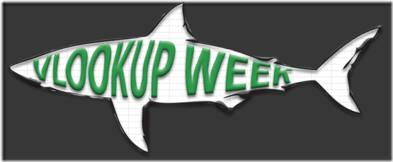 VLookup Week at ExcelDashboardTemplates.com - Excel Dashboard Templates