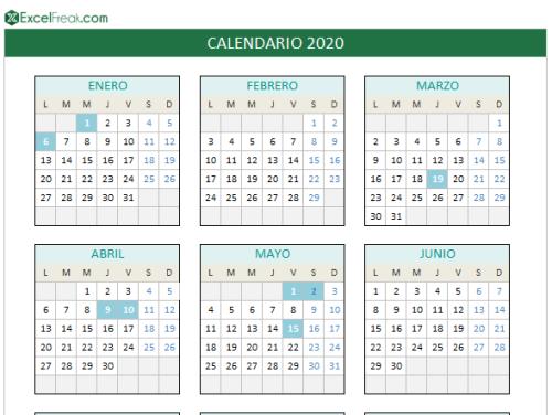 calendario-laboral-2020