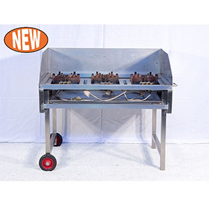 3 Burner Gas Stove Top