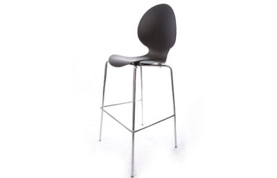 Ebony Bar Stool