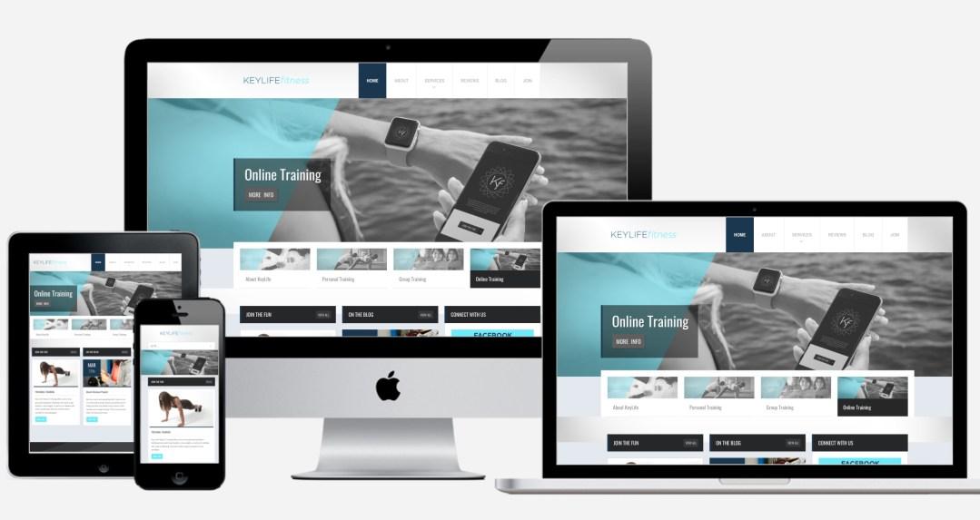 KLFwebsite - Web Design Services