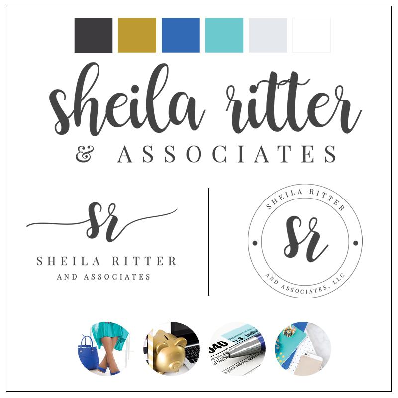 Sheila Ritter Brand Design - Brand Design Services