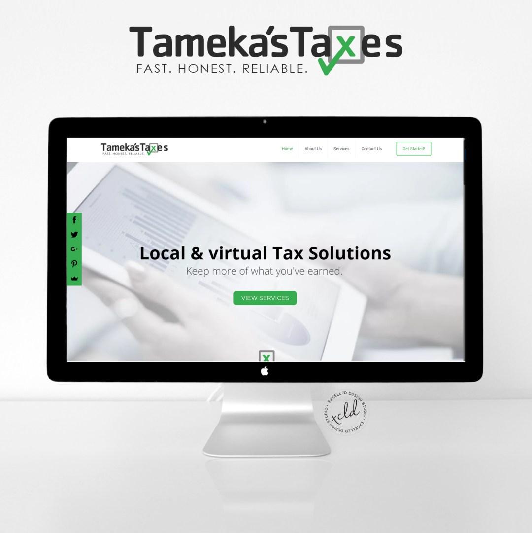 tax accounting website design colorado springs