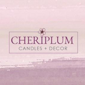 Natural-Candle-Logo-Design