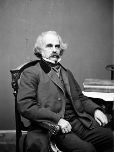 Nathaniel Hawthorne, c. 1860-1865, Mathew Brady