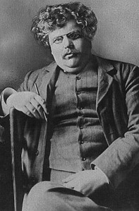 Gilbert Keith (G.K.) Chesterton