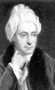 William Cowper (1731-1800), English poet.