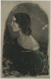 Emily Brontë, the author of Wuthering Heights.