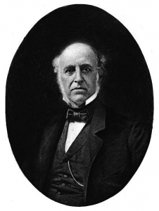 Thomas Bulfinch, photograph (photogravure) c. 1860, courtesy of Wikimedia Commons, from The Life and Letters of Charles Bulfinch, Architect (p. 296) via GoogleBooks