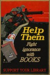 Fight ignorance with good books!