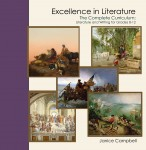 Excellence in Literature Complete Curriculum: 5 years in one binder.