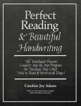 Teach reading and writing with Perfect Reading, Beautiful Handwriting.