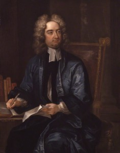 Jonathan Swift by Charles Jervas, oil on canvas, circa 1718 (NPG 278) © National Portrait Gallery, London Creative Commons License