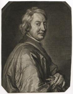 John Dryden by Gérard Edelinck, after Sir Godfrey Kneller, Bt line engraving, c. 1700 (1698) NPG D42583 © National Portrait Gallery, London Creative Commons License