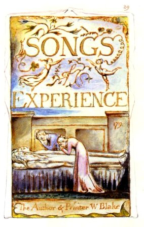 Songs of Experience, written and illustrated by William Blake