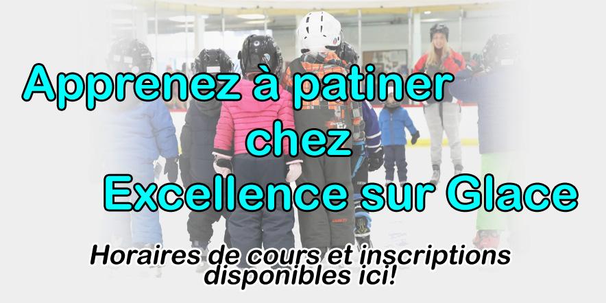 Cours apprendre-à-patiner