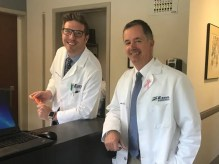 Dr. Horst and Dr. Alessandro