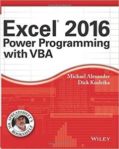 Power Programming With VBA