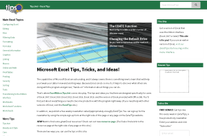 Excelribbon.tips.net