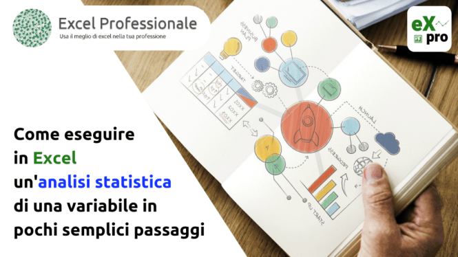 come eseguire un'analisi statistica monovariabile
