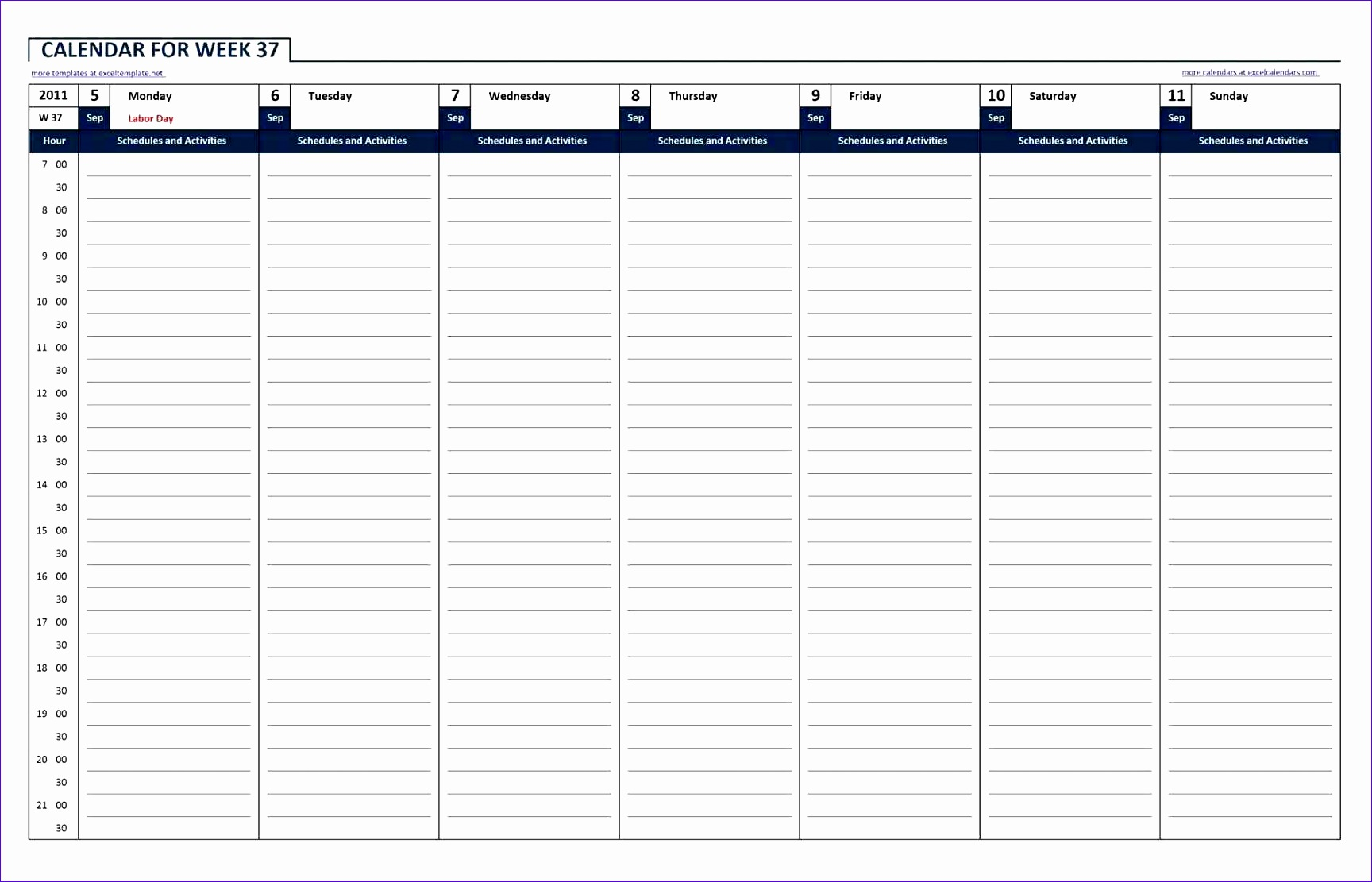 24 Hour Work Schedule Template Excel Vacdn Luxury 8 Best
