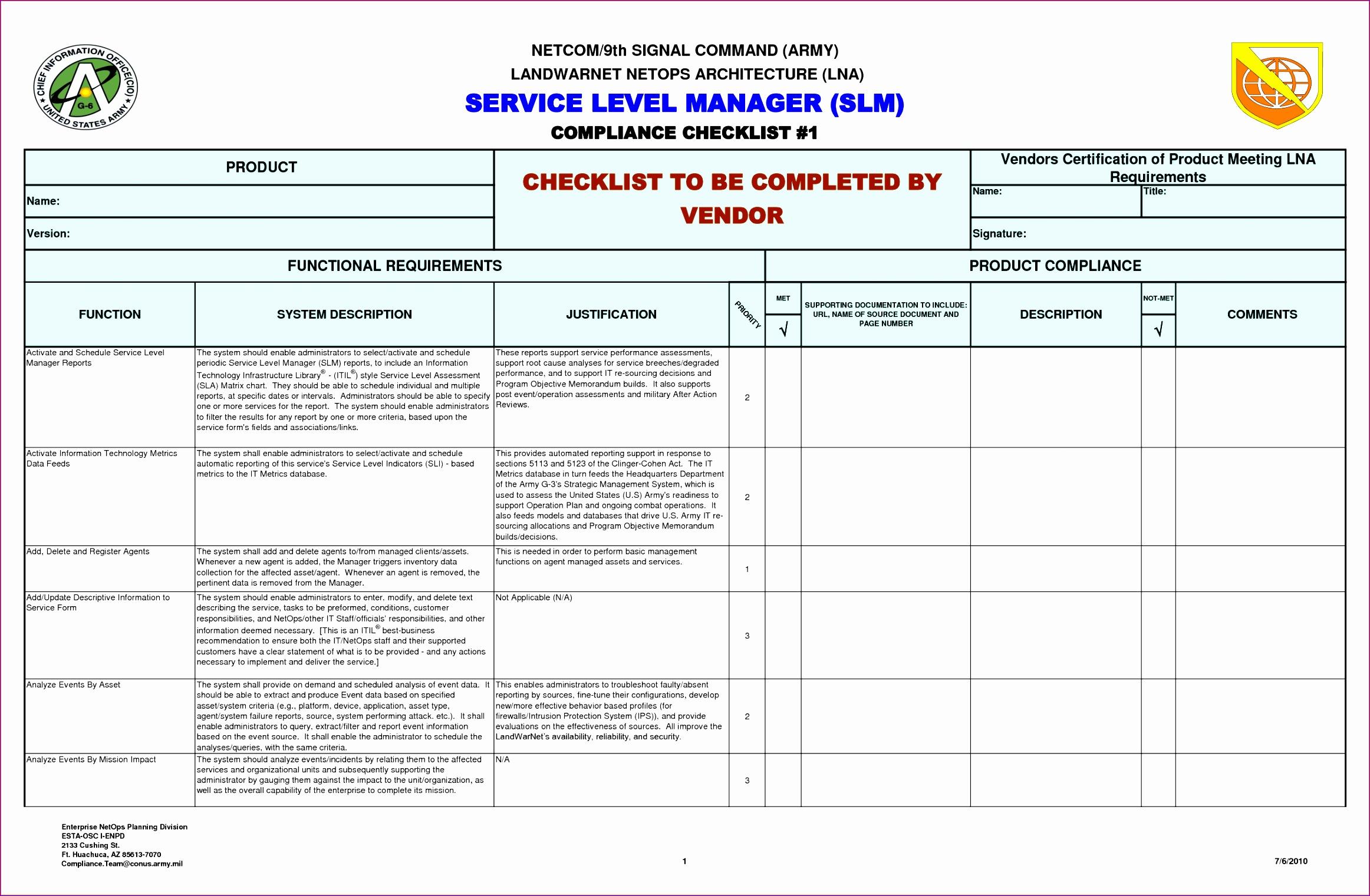 9 Asset Register Template Excel