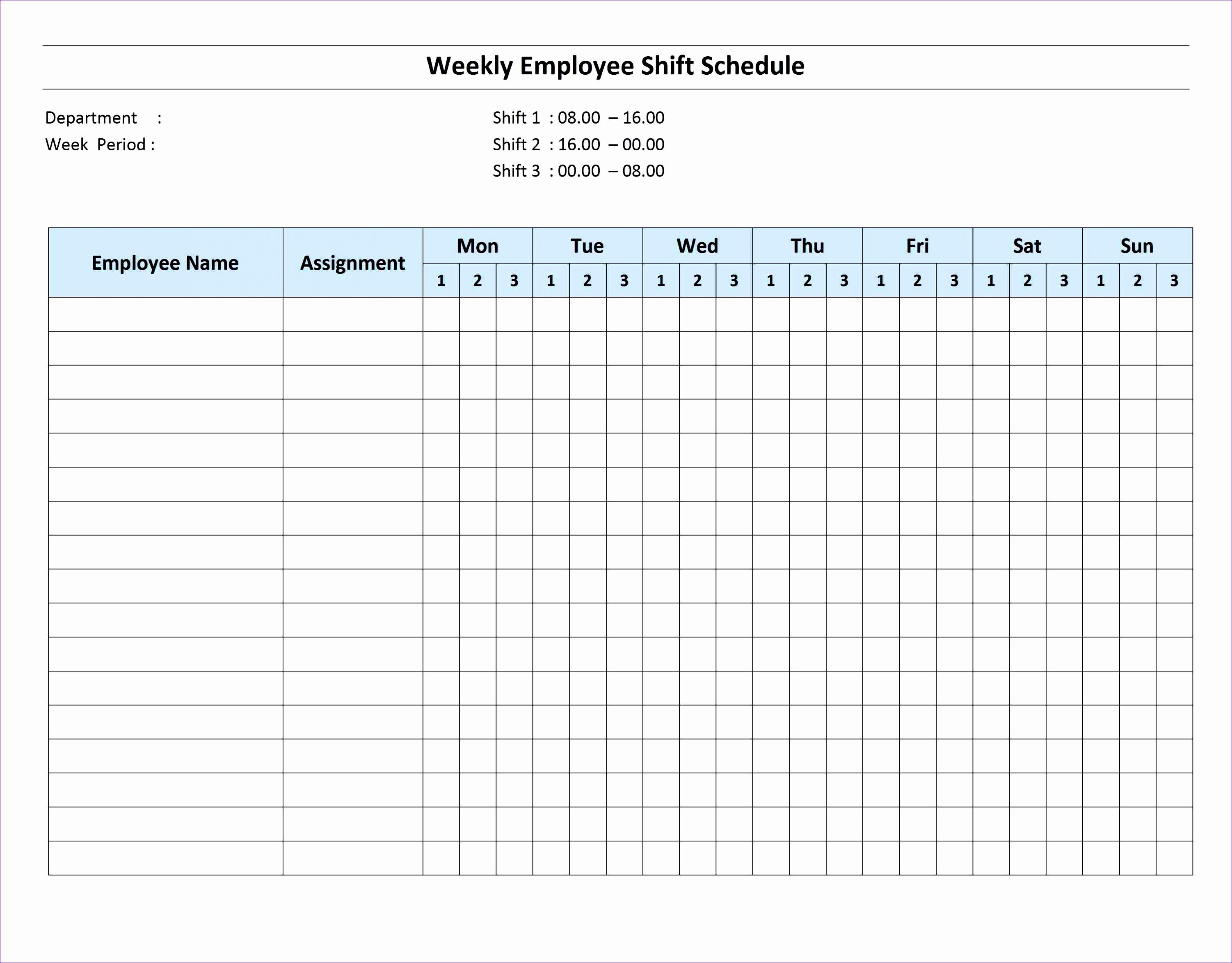 6 Break Even Point Excel Template